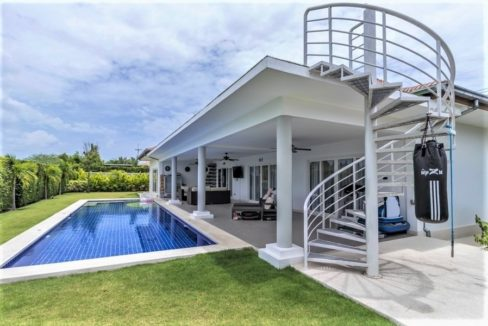 Hua Hin Real Estate Mali Residence by Orchid Palm Homes