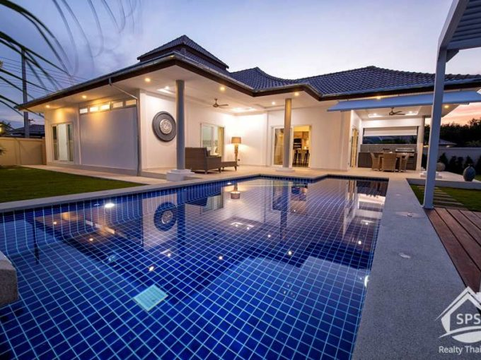 Hua Hin Real Estate Mali Signature by Orchid Palm Homes