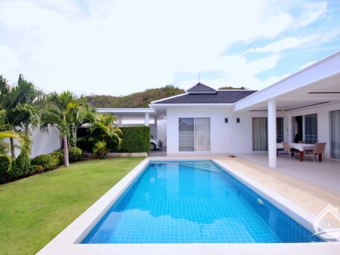 Hua Hin Real Estate Falcon Hill