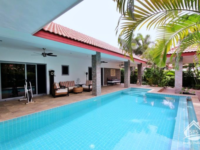 Hua Hin Real Estate Wijitra Village
