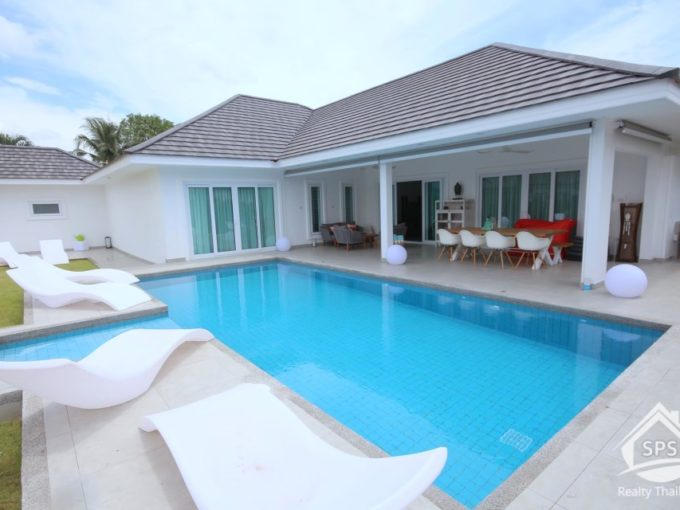 Hua Hin Real Estate Baan Oasis