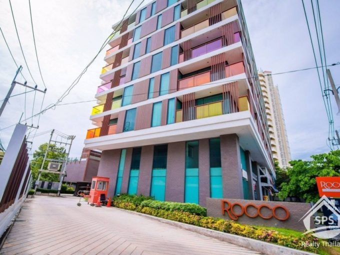Hua Hin Real Estate Rocco Condo Commercial Office For Sale