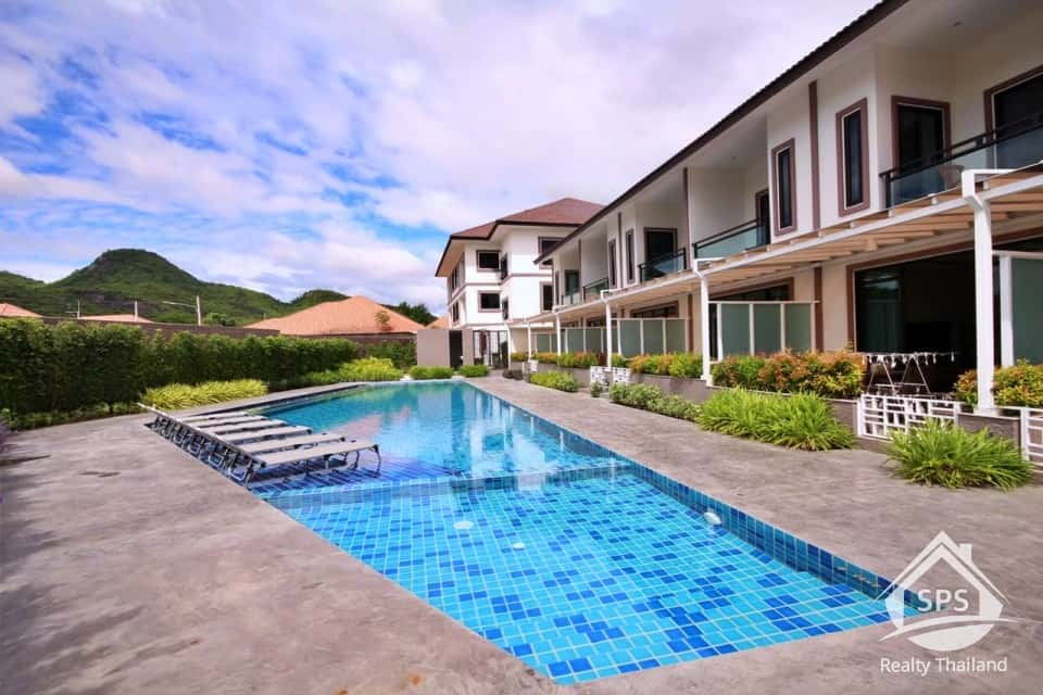 Riviera Pearl is one of the most affordable, best located luxury townhouse developments in Hua Hin.