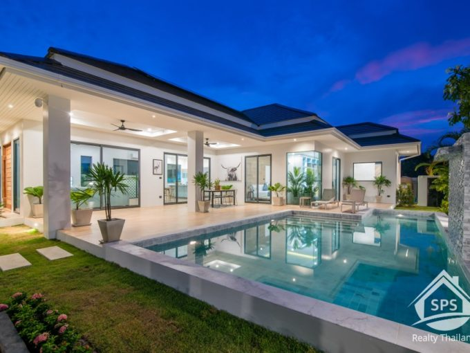 Hua Hin Real Estate The Bibury