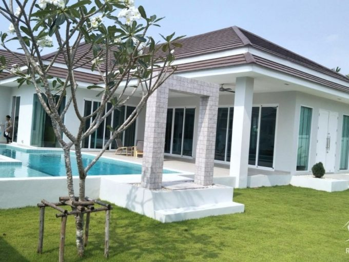 Hua Hin Real Estate Red Mountain Woodlands