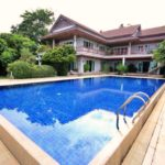 Hua Hin Real Estate Luxury Pool Villa in Sam Roi Yot For Sale
