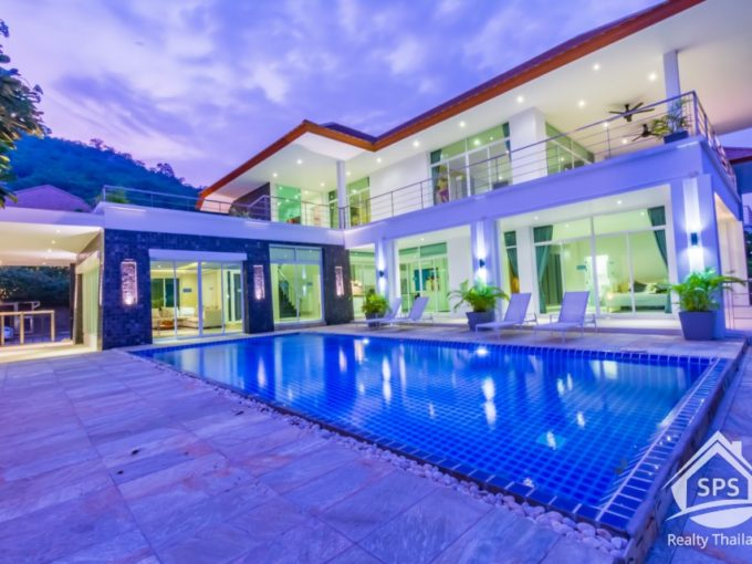 Hua Hin Real Estate Phu Montra