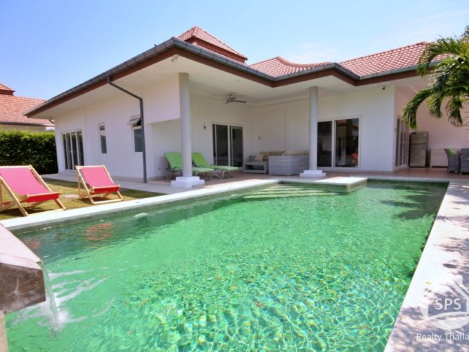 Hua Hin Real Estate Mali Residence