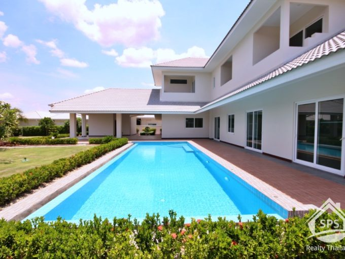 Hua Hin Real Estate House for Sale at The Lees 3 - Thap Thai - Hua Hin
