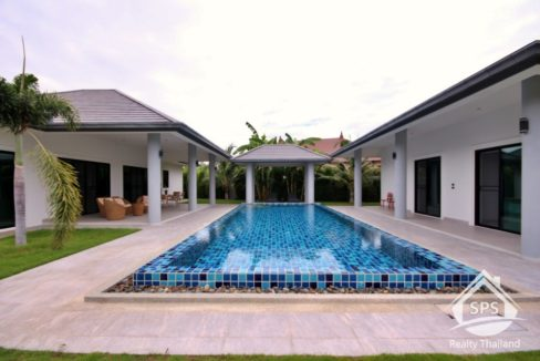 Hua Hin Real Estate Private House For Rent Soi70