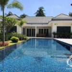 Hua Hin Real Estate Luxury Two Story Mansion Khao Tao