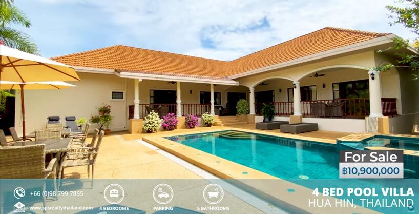 Stuart Park Luxury Pool Villa For Sale