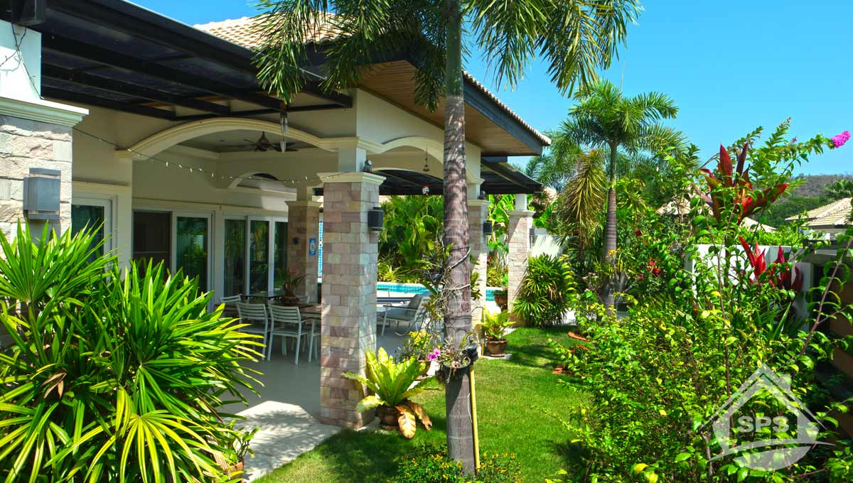 3 Bed 2 Bath Orchid Paradise Homes Pool Villa for Sale
