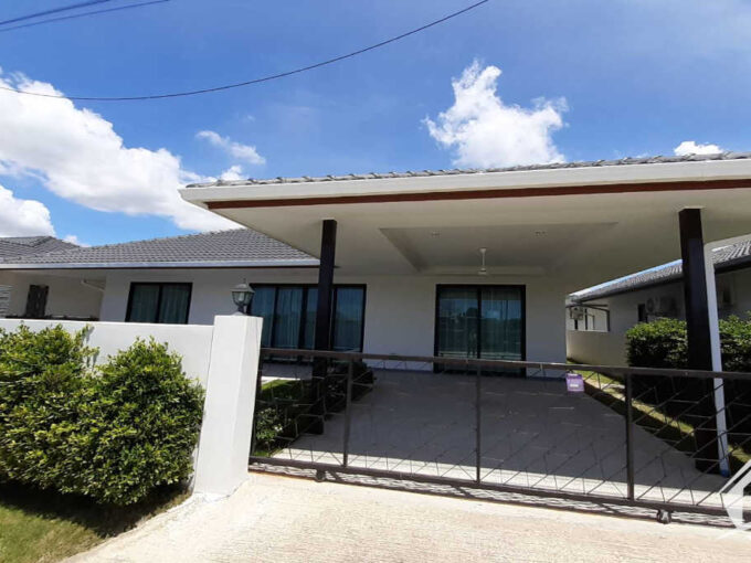 Hua Hin Real Estate Mil Pool Villas Hua Hin