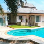 Hua Hin Real Estate 3 Bed 2 Bath Orchid Paradise Homes Pool Villa for Sale