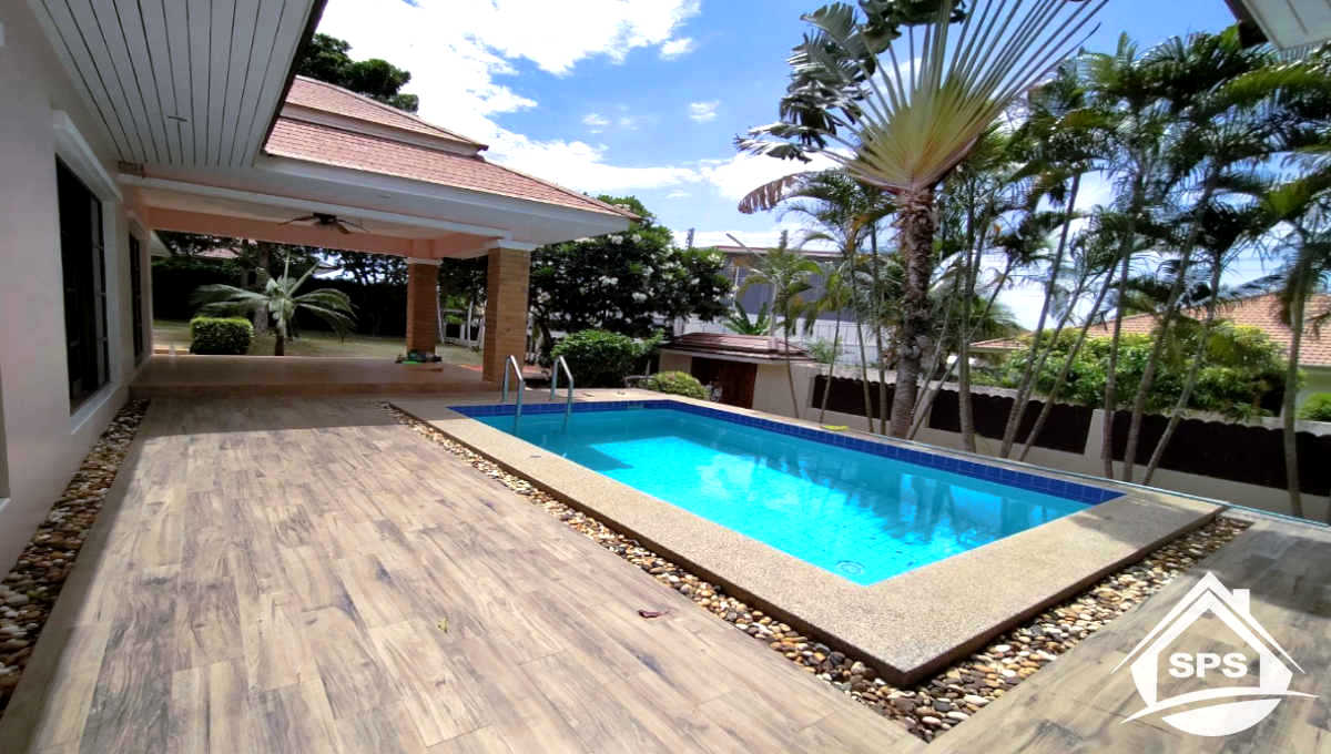 main-image-Private pool villa at Paradise village -house-for-sale