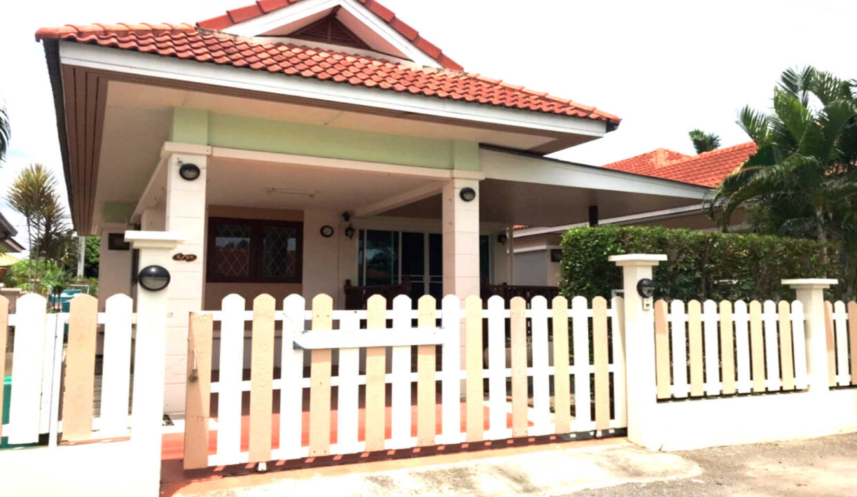 main-image-Baan Thai Village for rent -House-for-rent
